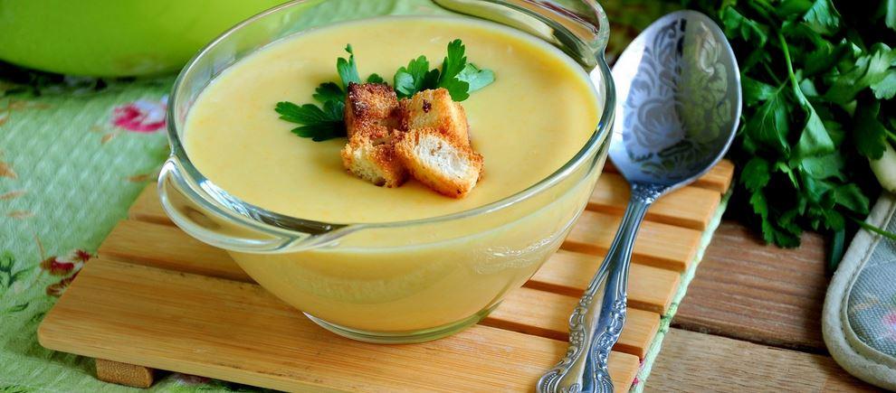 Суп с гренками при гастрите